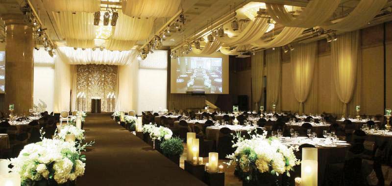 Guild hall wedding